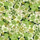 RA531 Green Splendor Japanese Yuzen Washi Paper www.HankoDesigns.com