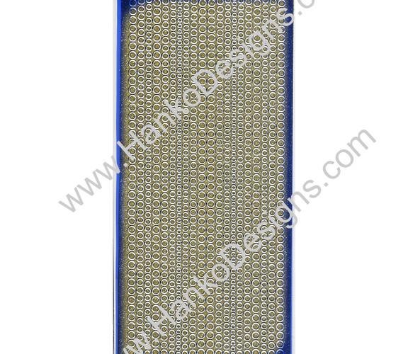 SEC7018GLD Gold Silver Glitter Dots Peel-Off Stickers - www.HankoDesigns.com