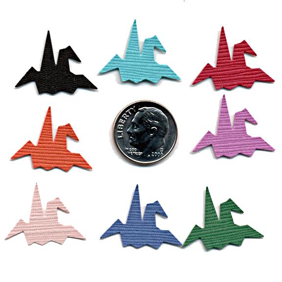 Pn006 Origami Crane Paper Punch Orizuru Carl Craft Cp 2 Hanko