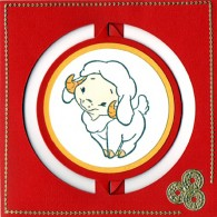 2015 Year of the Sheep - Chinese New Years Card