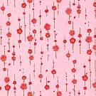 RTB8848 Cherry Pink Ume Washi Paper 8.5 x 11 www.HankoDesigns.com Bul