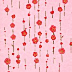 RTB8848 Cherry Pink Ume Washi Paper