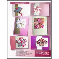 WPQ016 Japanese Motifs Washi Quilting Kit - www.HankoDesigns.com