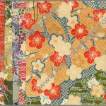 PC302 Class Assorted Yuzen Washi Paper Japan Japanese Origami 2015 www.HankoDesigns.com