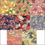 PC302 Classic Washi Paper Assortment