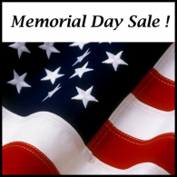 flag image 2015 Memorial Day Sale