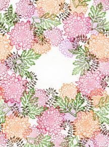 Autumn Glory Tapestry Stamps - Lori Picks 11-2017