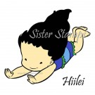 SS0089 Hiilei Sister Stamp July 2015 Release 28 Beach Sister Stamps Group July 2015 ocean beach water, diving, body surfing, sand, play