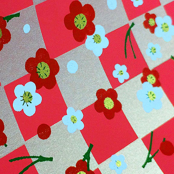 RKB7865 Washi Paper - Hanko Designs - 2015 Summer