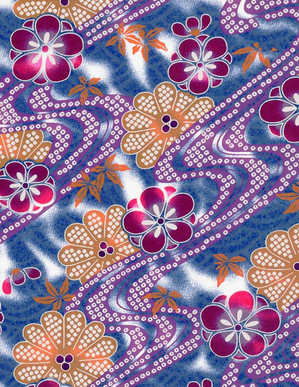 RKB8650  Washi Paper - Hanko Designs - 2015 Summer