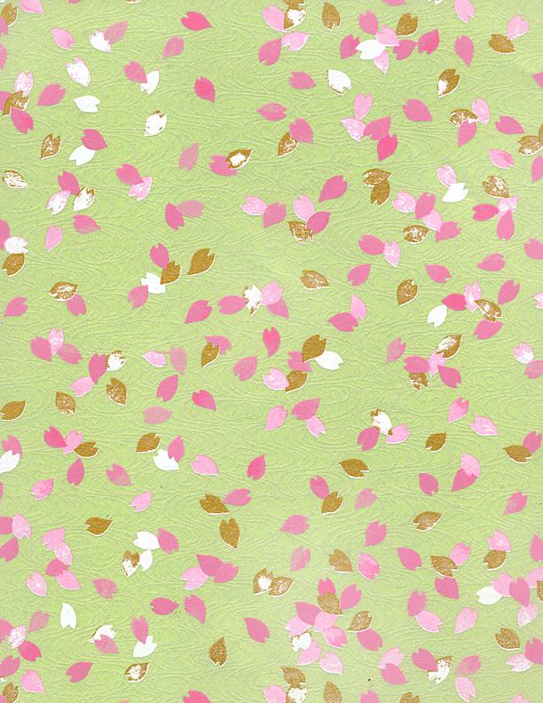 RKB8703  Washi Paper - Hanko Designs - 2015 Summer