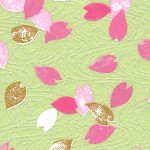 RKB8703  Washi Paper - Hanko Designs - 2015 Summer