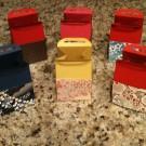 Mini Boxes June Kamigawachi Fresno Buddhist Church 2015
