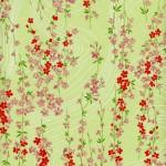 RKAW10478 Sakura Washi Paper Vines