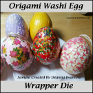 SDWCEGG Washi Egg Wrapper Cover Die 2016 Wiki CAPS