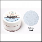 SRG604 White Micro Fine Glitter - Alternative to Ritz Glitter
