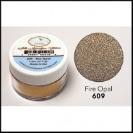609 Fire Opal Glitter Elizabeth Craft Designs Micro Fine Soft  www.HankoDesigns.com