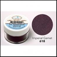 618 Imperial Garnet Glitter Elizabeth Craft Designs Micro Fine Soft  www.HankoDesigns.com