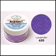 620 Lavender Glitter Elizabeth Craft Designs Micro Fine Soft  www.HankoDesigns.com
