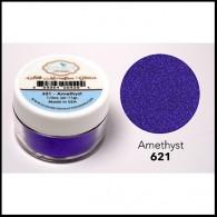 621 Amethyst Glitter Elizabeth Craft Designs Micro Fine Soft  www.HankoDesigns.com