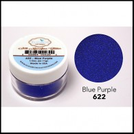622 Blue Purple Glitter Elizabeth Craft Designs Micro Fine Soft  www.HankoDesigns.com