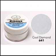 641 Cool Diamond  Glitter Elizabeth Craft Designs Micro Fine Soft  www.HankoDesigns.com Highlight Transparent