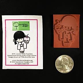 Dandelion Stamps SC Sample Size