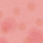 RTB10311 Pink Snow Flakes Washi Paper - www.HankoDesigns.com