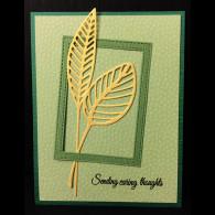 14014 170209 Cathy Scrivnor Sample Card-Kosome Green 2017