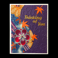 14005 Thinking of You IMG_2404 Cathy Scrivnor Card Sample