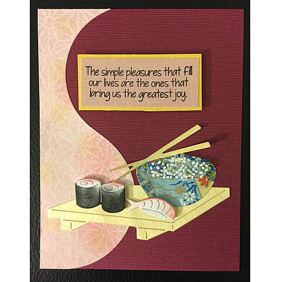 14012 170200 Sushi Card