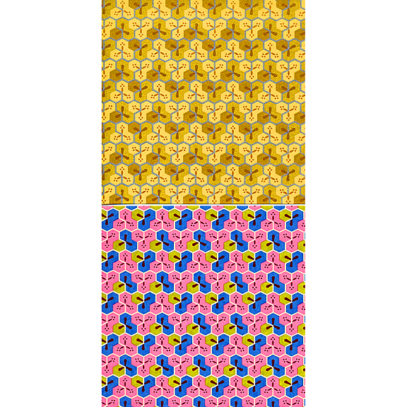 PC309 Paper Packs Circus Series Origami Washi Paper