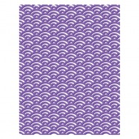 23640 Oriental Wave Embossing Folder - www.HankoDesigns.com 2017