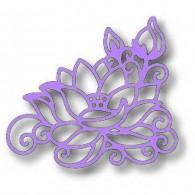 SECDT271 Lotus Blossom Die - www.HankoDesigns.com - Tutti 2017