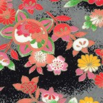 RKB2833 Autumn Floral Washi