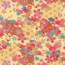 RKB2851-72-CloseUp01 Golden Elegant Washi - www.HankoDesigns.com 2017