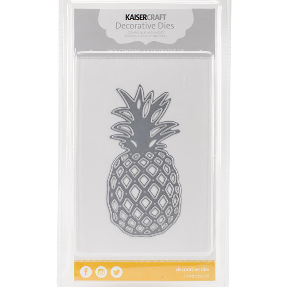 Pineapple Die - Kaiser Craft - Australia 2017