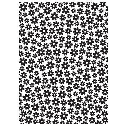 30008381 Small Daisy Floral Background Folder - 2017 www.HankoDesigns.com