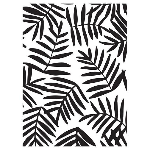 30023120 Ferns Embossing Folder - Darice 2017