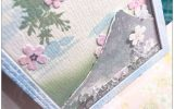 Mt Fuji Sakura Tag Card #15006 - Renate Winter