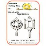 FRA10571 Paper Lanterns Die Set - Frantic Stamper - www.HankoDesigns.com 2019
