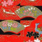 RTB11073 Red Classic Screen Washi - www.HankoDesigns.com
