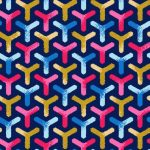 RKB3063 Hanko Designs.Washi Paper