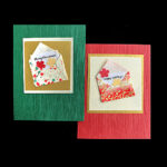 WFF502 Holiday Envelope - Washi Fancy Folds Greeting Card Kit