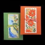 WFF505 Panel Spring - Washi Fancy Folds Greeting Card Kit